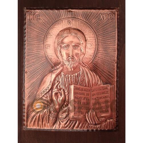 ИКОНА ГОЛЯМА ХРИСТОС ПАНТОКРАТОР